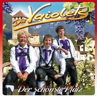 Cover of the track Die Vaiolets - Ein Stern, der für uns zwei am Himmel steht