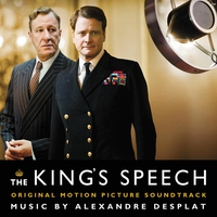 Cover of the track The King's Speech (Original Motion Picture Soundtrack)