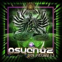 Cover of the track Psychoz - Goa Rituals, Vol. 3