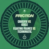 Couverture de l'album Friction vs. Vol. 2: Crucifix / Floating Frames - Single
