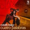 Cover of the album Cuatro Palabras