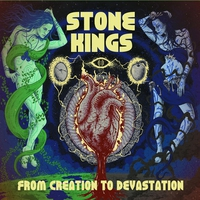 Cover of the track From Creation to Devastation