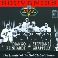 Cover of the track Souvenirs