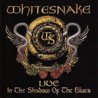 Couverture du titre Live in the Shadow of the Blues