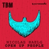 Cover of the album Open Up People - Single