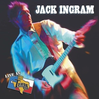 Couverture du titre Live at Billy Bob's Texas: Jack Ingram
