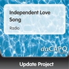 Cover of the album Independent Love Song - Single