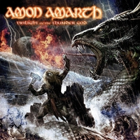 Cover of the track Twilight of the Thunder God