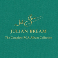 Cover of the track Julian Bream - The Complete Album Collection