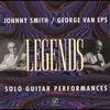 Couverture de l'album Legends: Solo Guitar Performances