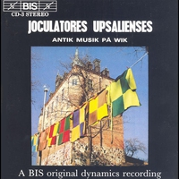 Cover of the track Joculatores Upsalienses: Early Music At Wik
