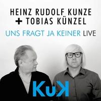 Couverture du titre Uns fragt ja keiner (Live)