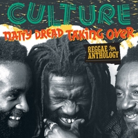 Cover of the track Reggae Anthology - Natty Dread Taking Over