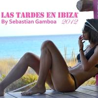 Couverture du titre Las Tardes En Ibiza 2011 (Mixed by Sebastian Gamboa)