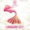 Couverture de l'album Rainbow City - Single