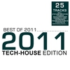 Couverture de l'album Best of 2011 (Tech-House Edition)