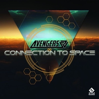 Cover of the track Connection to Space - Single