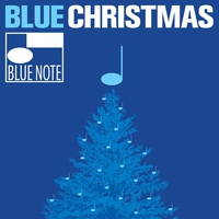 Cover of the track Blue Christmas