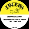 Cover of the album Dreams of Santa Anna and the Texican