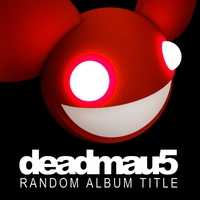 Cover of the track Random Album Title