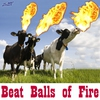 Cover of the album Beat Balls of Fire