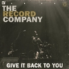 Cover of the album Give It Back To You
