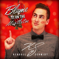 Cover of the track Blame It on the Mistletoe - Single