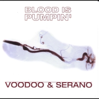 Cover of the track Blood Is Pumpin'