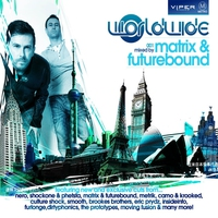 Cover of the track Worldwide 001 (Mixed by Matrix & Futurebound) [feat. Cat Knight, Robert Owens]
