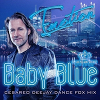 Cover of the track Baby Blue (Cesareo DeeJay Dance Fox Mix) - Single