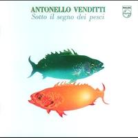 Cover of the track Sotto il segno dei pesci