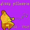 Couverture de l'album Dizzie Gillespie 1951-1952