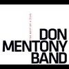 Cover of the album The Best Of Don Mentony Band