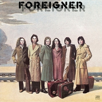 Cover of the track Foreigner (Deluxe Version)