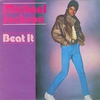 Cover of the track Beat It (peaked at #1 in 1983)