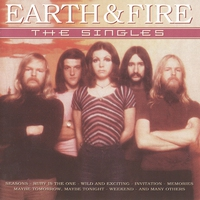 Cover of the track Earth & Fire - the Singles