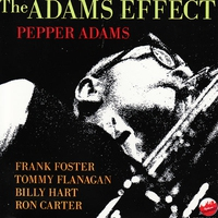 Cover of the track The Adams Effect