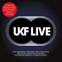 Cover of the track UKF Live