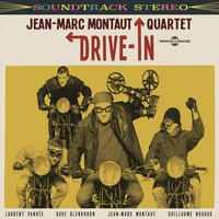 Cover of the track Drive-In (feat. Laurent Vanhée, Dave Blenkhorn & Guillaume Nouaux)