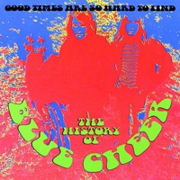 Couverture du titre Good Times Are so Hard to Find: The History of Blue Cheer