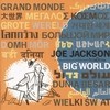 Cover of the album Big World (Live At the Roundabout Theatre, New York City/1986)