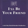 Cover of the track I'll Be Your Friend