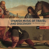 Couverture du titre Spanish Music of Travel and Discovery