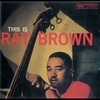 Cover of the album This Is Ray Brown