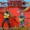 Cover of the album The Ultimate 50's Rockin' Sci-Fi Disc (American Sci-Fi Songs from the 1950s)