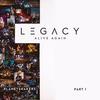 Couverture de l'album Legacy - Part 1: Alive Again (Live) - EP