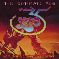 Cover of the track The Ultimate Yes: 35th Anniversary Collection