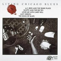 Couverture du titre Living Chicago Blues, Volume 3