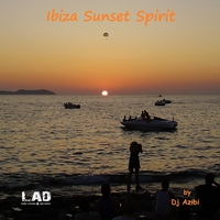 Cover of the track IBIZA SUNSET SPIRIT by Dj Azibi
