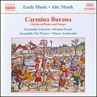Cover of the track Carmina Burana